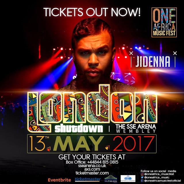 Judenna One Africa Music Fest 2017