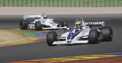 El Racing Legends reunirá en el Circuit Ricardo Tormo a coches y motos míticas