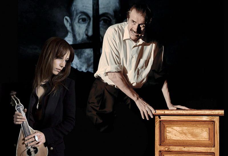 Η θεατρική παράσταση «Αναφορά στον Γκρέκο» του Νίκου Καζαντζάκη στο Δημοτικό Θέατρο Αλεξανδρούπολης
