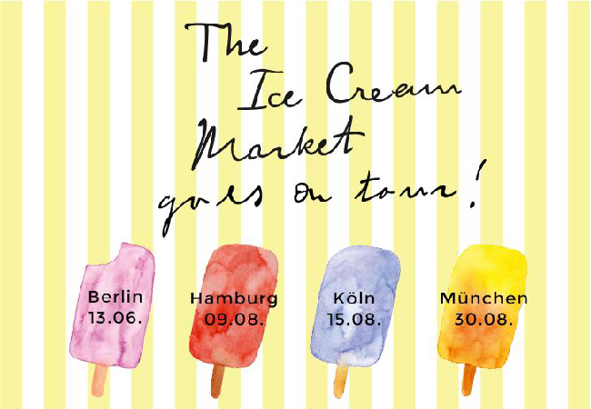Evento :The Ice Cream a München
