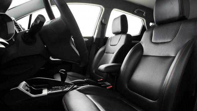 JAC T5 Automático CVT - interior