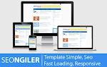 SEO NGILER - Template Simple Seo Fast Loading Responsive