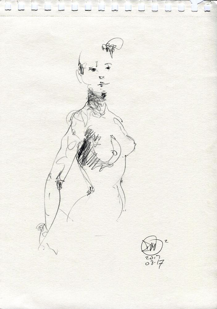 Nude by David Meldrum 20130917