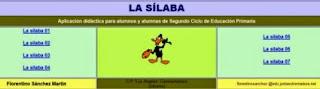 http://cplosangeles.juntaextremadura.net/web/lengua3/silaba/indice.htm