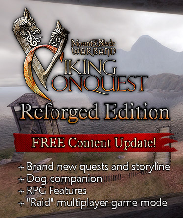 Mount and Blade: Warband - Viking Conquest