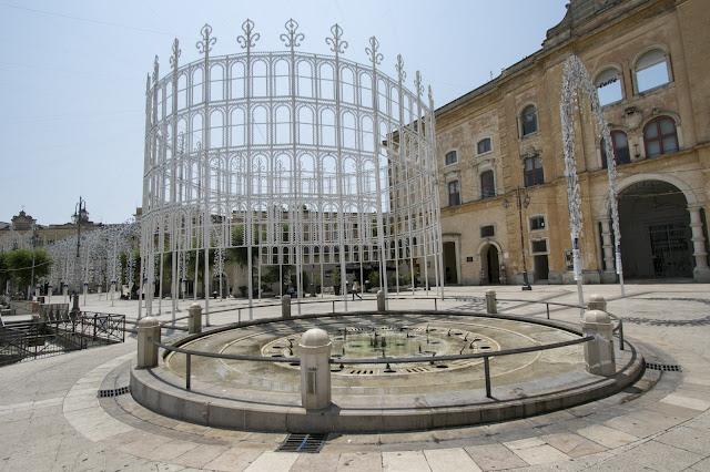 Piazza Vittorio Veneto-Matera