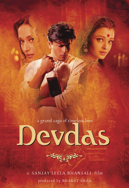 Poster of Devdas 2002 Hindi 720p HDRip Full Movie Download With ESubs