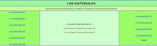 http://www.ceiploreto.es/sugerencias/cplosangeles.juntaextremadura.net/web/curso_4/naturales_4/losmateriales/indice.htm