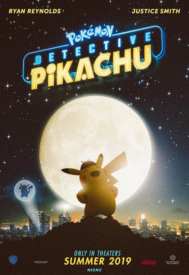 Pokémon: Detective Pikachu - Primeiro trailer official