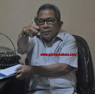 Keterlambatan Pekerjaan Jalan Datuk Dibanta Akibat Pihak Pelaksana Ingin Memanaskan Aspal Dengan Batu Bara