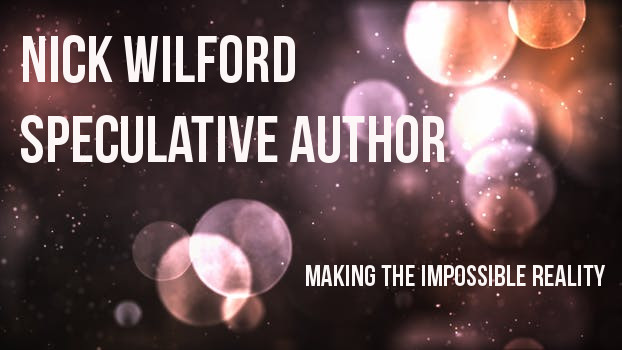 Nick Wilford, Speculative Author