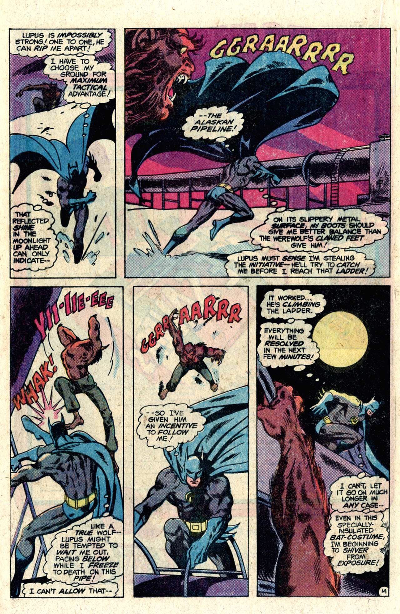 Detective Comics (1937) 505 Page 19