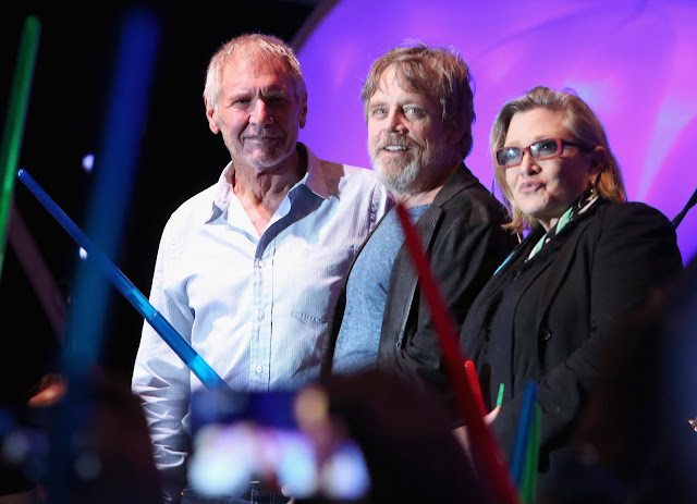 Star Wars: The Force Awaken at San Diego Comic Con 2015