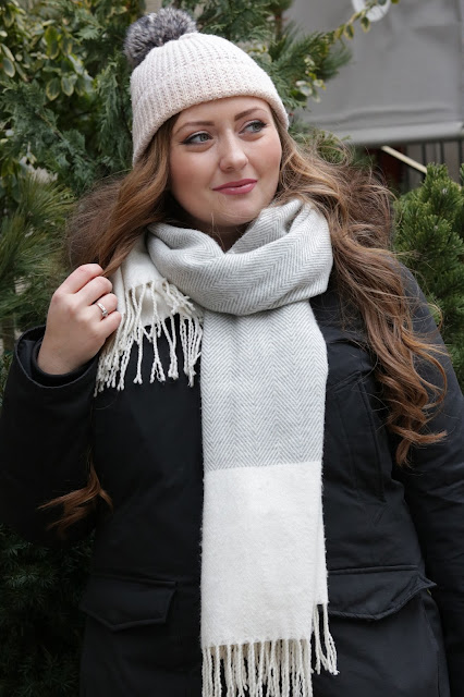 reitman's scarf