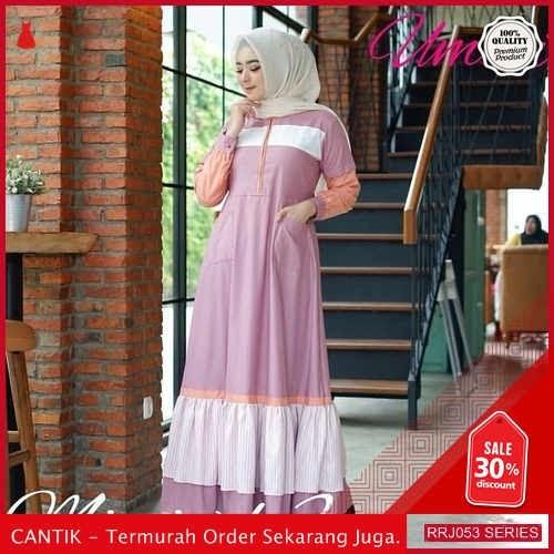 Jual RRJ053D220 Dress Mimi Dress Wanita Sk Terbaru Trendy BMGShop