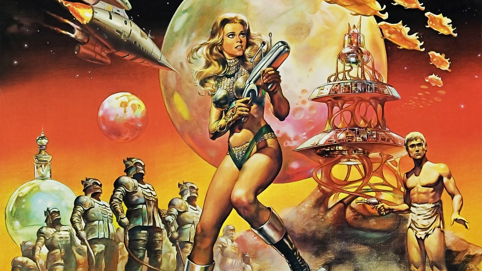 Lists: Ten Righteous 1960's Sci-Fi Movies That You Should Watch At Least Once
