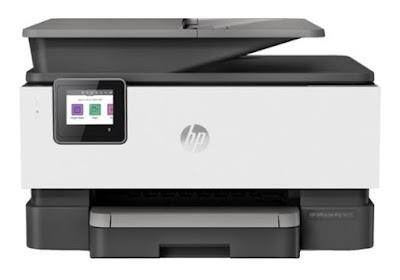 HP OfficeJet Pro 9010 All-in-One Printer Review - Free Download Driver