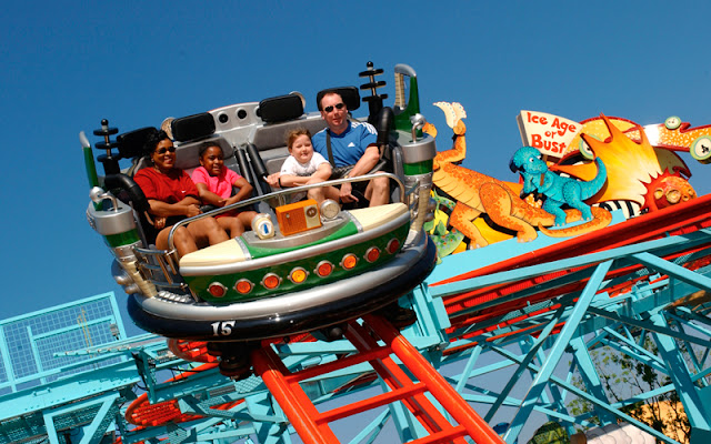 Primeval Whirl no Animal Kingdom em Orlando
