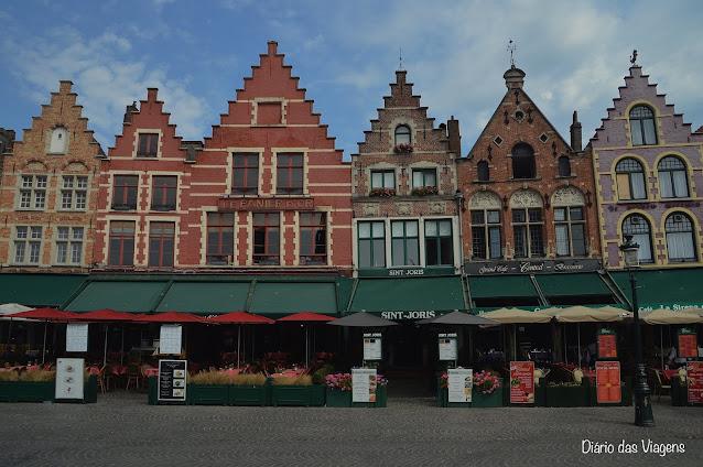 O que visitar em Bruges, Bélgica