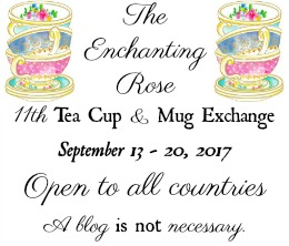 Get ready for the 11th Tea Cup & Mug Exchange