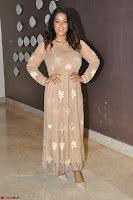 Mumaith Khan in Beig Skin Colored Anarkali Dress at Kalamandir Foundation 7th anniversary Celebrations ~  Actress Galleries 005.JPG