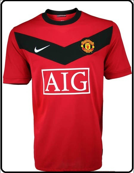 half off 0370b 3abad JersyShop's: MANCHESTER UNITED HOME AND AWAY KIT
