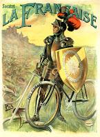 Jean de Paléologue, dit Pal, affiche publicitaire pour la marque La Française, 1892