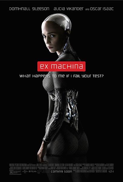 Ex Machina (2015) Full Movie [English-DD5.1] 720p BluRay ESubs