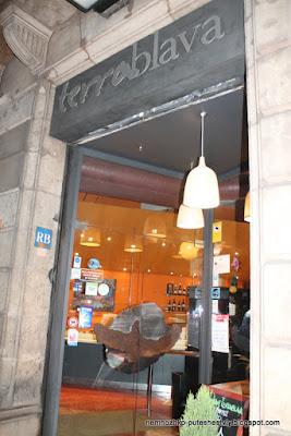 Terrablava, шведский стол в Барселоне, где поесть в барселоне