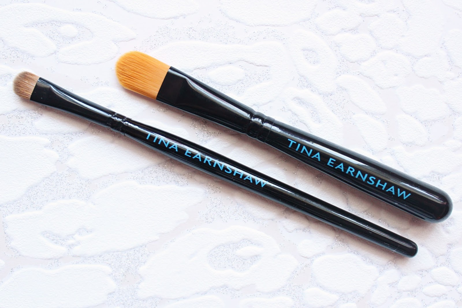 Tina Earnshaw Eye Brushes Review