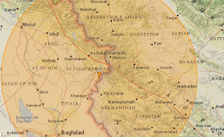 Powerful quake strikes border area of Iraq and Iran, killing at least 133
