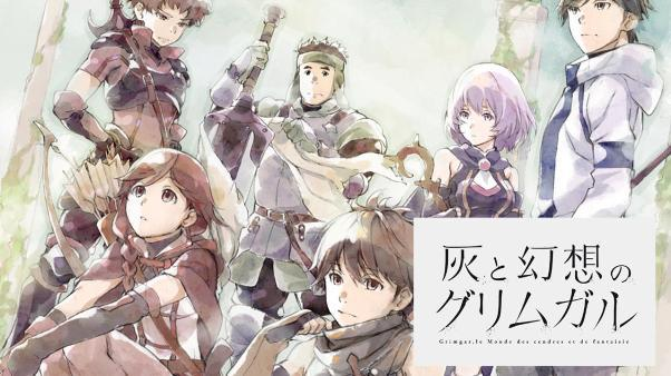 Grimgar: Ashes and Illusions - Top Isekai Anime (Main Character Trapped in Another World)