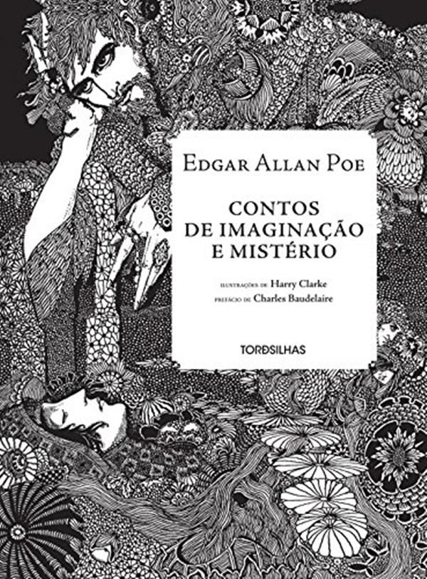 Livro Contos de Imaginação e Mistério Edgar Allan Poe