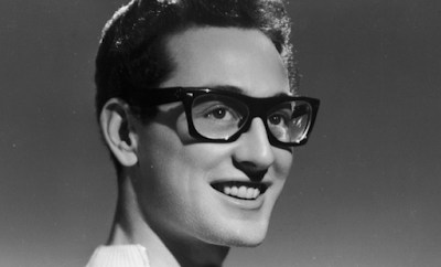 """Lirik Lagu Buddy Holly - Raining In My Heart"""