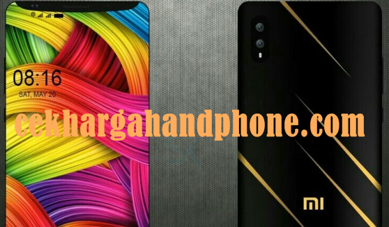 Xiaomi Chiron, Handphone Terbaru Unggulan memakai Layar JDI