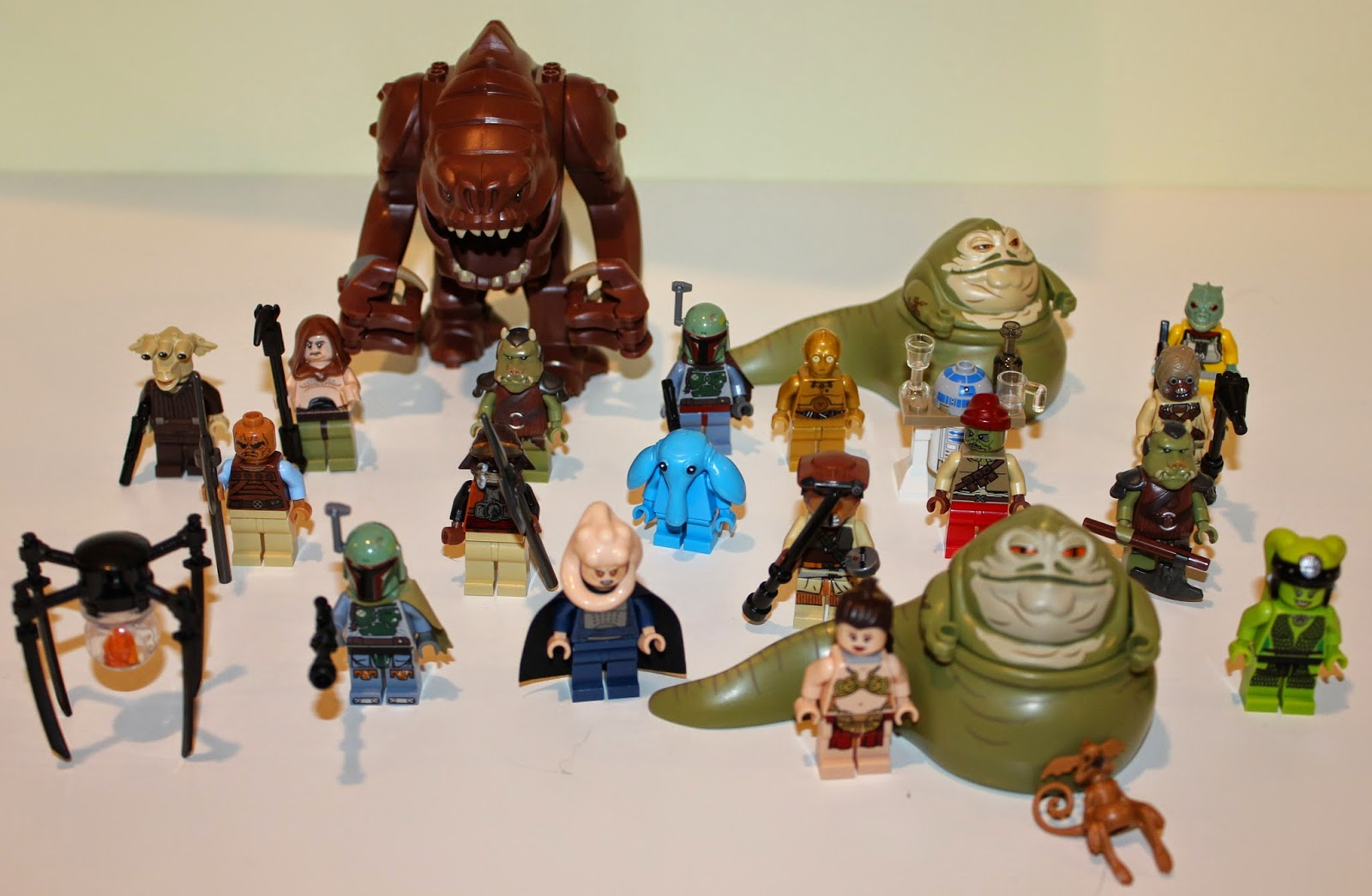 Sons Of Twilight Lego Star Wars Scum And Villiany Minifigures