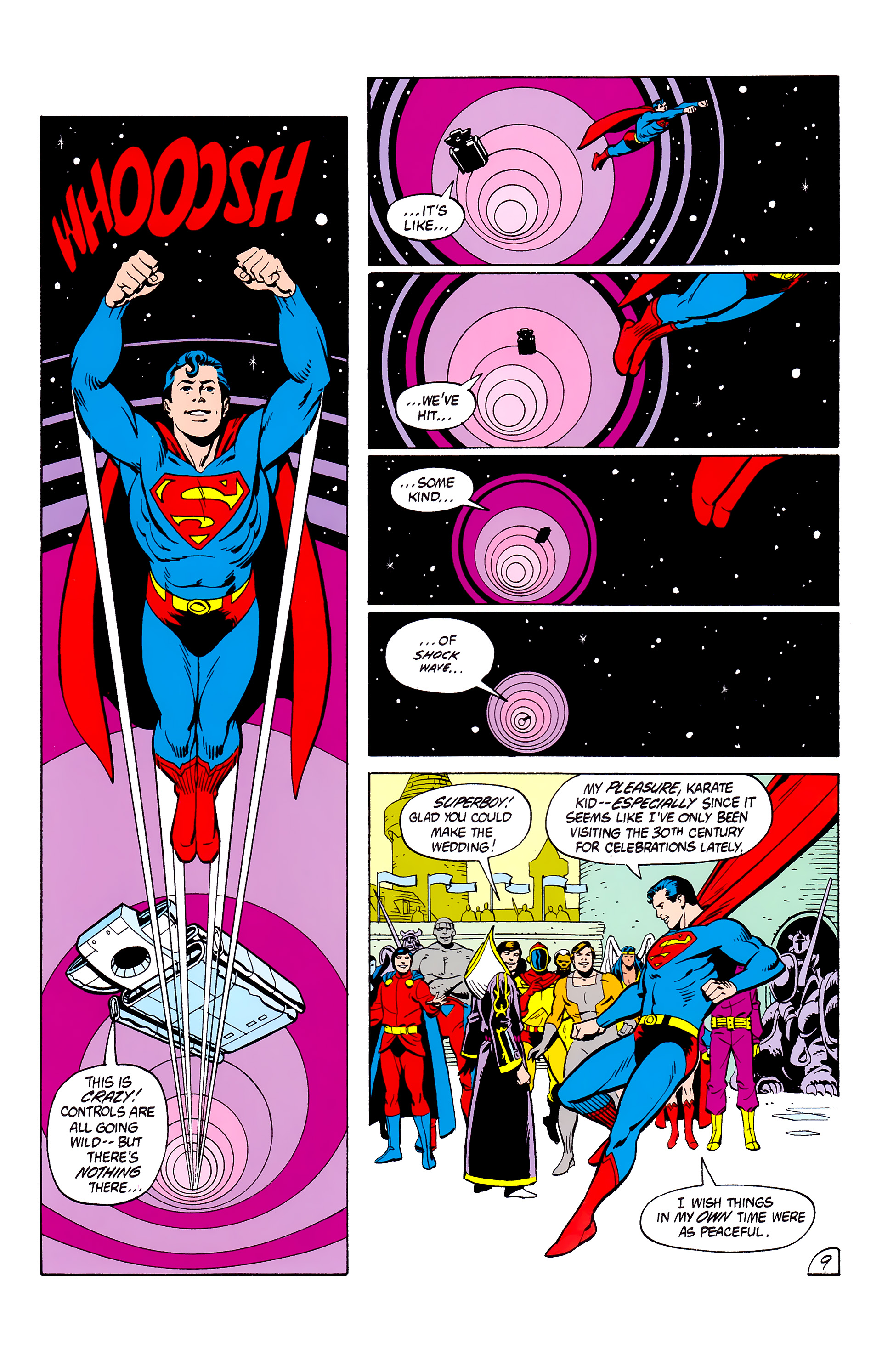 Legion of Super-Heroes (1980) _Annual_2 Page 9