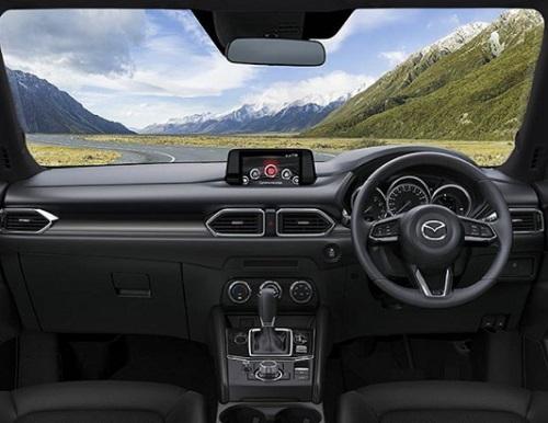 Interior mobil Mazda CX 5 Kabin dan Fitur