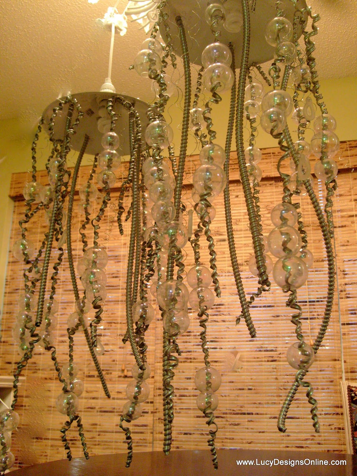 diy jellyfish lights