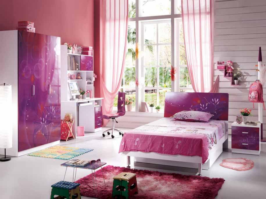 Tips Bagaimana Memilih Warna R Tidur Anak Anda Sprei Bed Cover Bedcover Jual Murah Katun Kain Distributor