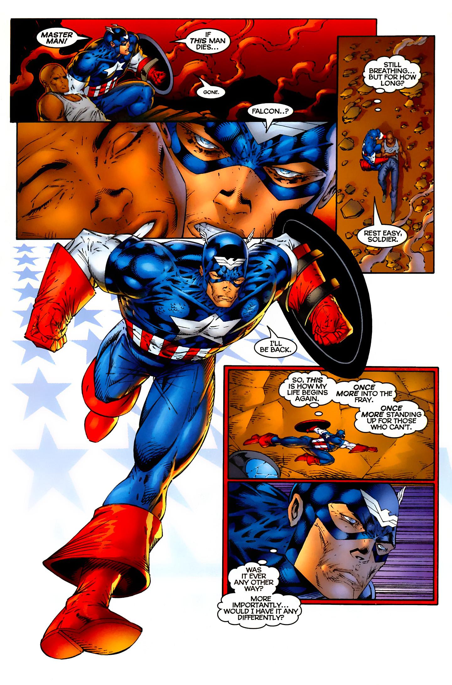 Captain America (1996) Issue #5 #5 - English 11