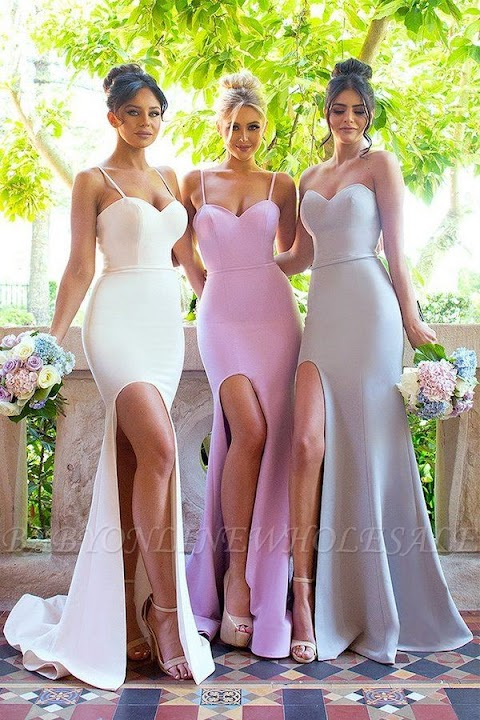 Dreamy Colorful Dresses Your Bridesmaid Will Absolutely Love