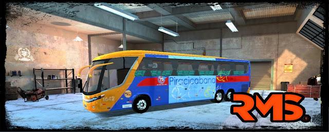 MARCOPOLO G7 1200 VIAÇÃO PIRACICABANA