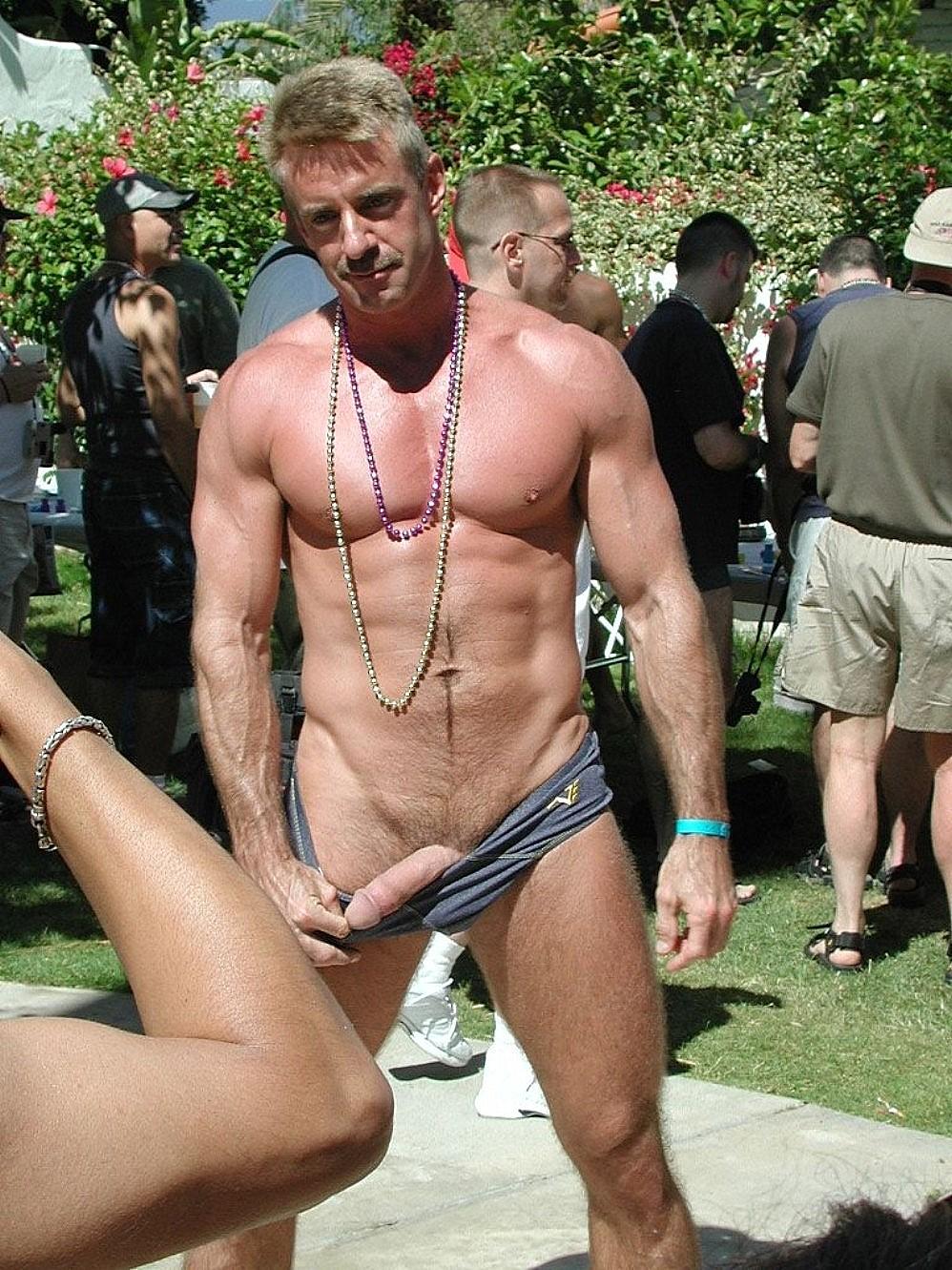 party-naked-boner