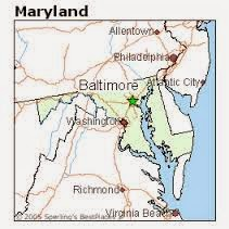 Baltimore Map REstoring Oysters
