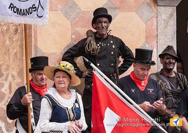 festa dello spazzacamino a Santa Maria Maggiore in valle Vigezzo