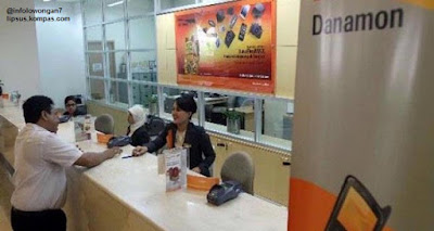 gambar Lowongan Kerja Bank Danamon Februari 2016