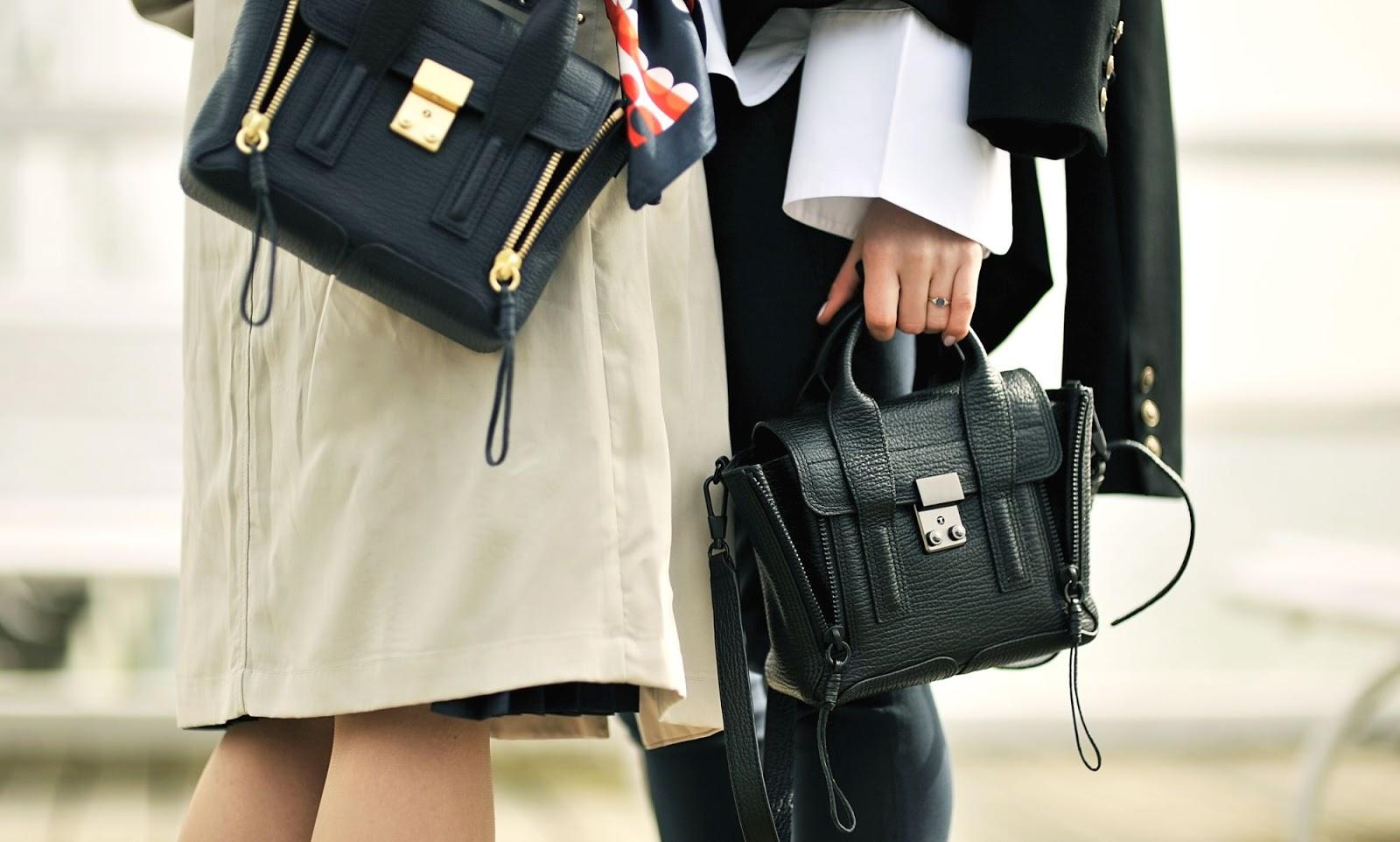 zakupy na shopbop | skorzana torebka | modne torebki na wiosne