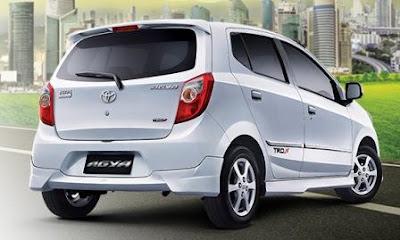 Paket Kredit Murah Toyota Agya Terbaru