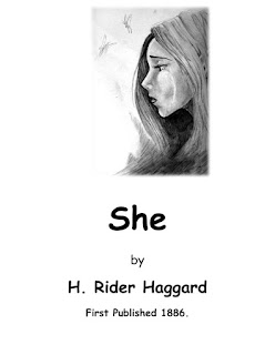 She Novel By H. Rider Huggard Free Download